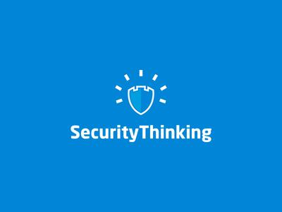 Logo Design  Security Thinking