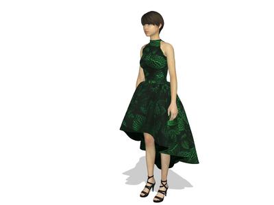 Virtual Garmenting