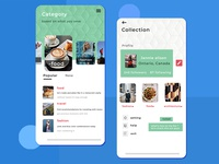Lifestyle mobile app
