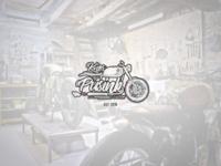 Kios pusink custom garage