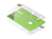 Acorns Debit Card Anatomy