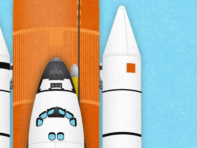 STS-133 sts-133 space shuttle illustration