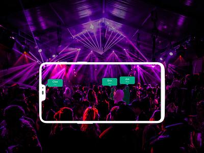 Location Tracker - Find Your Friends augmented reality ar sensors distance proximity location app location tracking design ideas idea mobile dailyui 020 dailyui