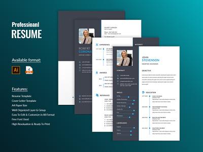 Corporate Resume event flyer design corporate flyer resume template resume cv resume clean resume cv template cv resume template cv design cv clean