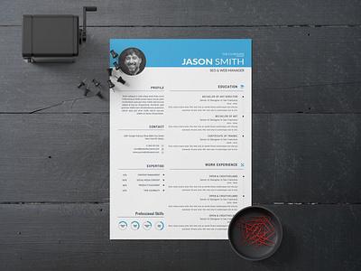 Corporate resume design job resume minimal resume corporate resume resume design cv design resume cv resume template cv clean