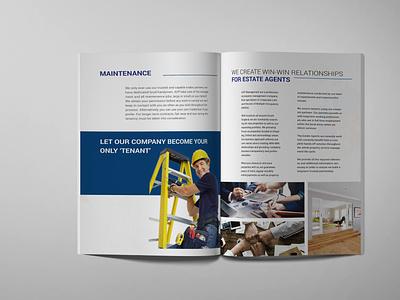 Business Brochure Design magazine leaflet company profile corporate brochure templatehost creativesaiful business brochure design business brochure