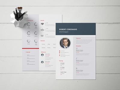 Resume design  Template corporate resume resume design creativesaiful template host templatehost resume template resume cv resume clean cv template cv clean resume cv resume template cv design