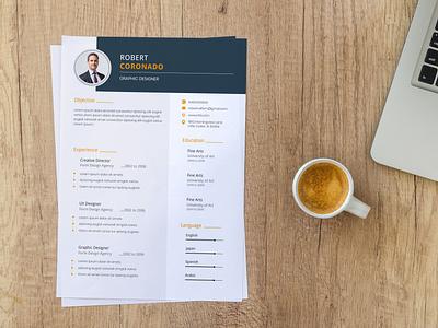 Premium Resume Template templatehost creativesaiful resume template resume cv resume clean cv template cv clean resume cv resume template cv design