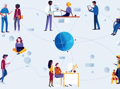 Visuel Page de Connexion Pôle Emploi
