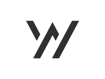 Whitespace logo whitespace black white