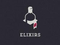 Elixirs logomark