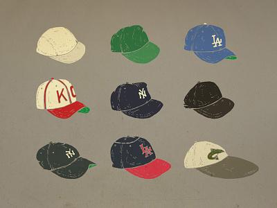 Sandlot, sandlot, sandlot!!! illustration baseball lettering
