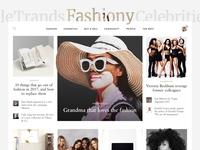 Fashion Mag (concept)