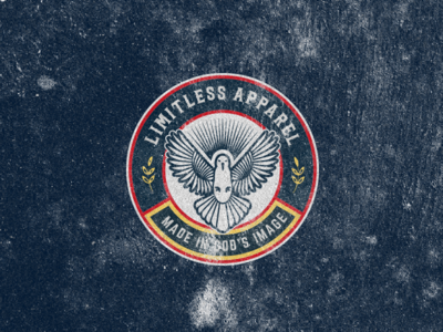 LIMITLESS DOVE BADGE