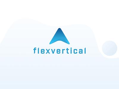 Flex Vertical  Branding - Logo symbol repiano logo branding vertical