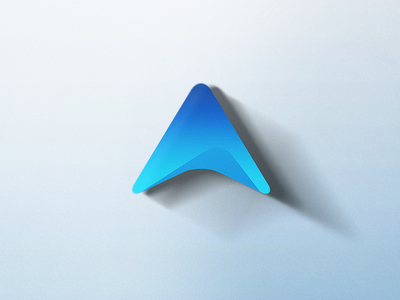 Flex Vertical  Branding - Symbol blue vertical logo symbol branding repiano