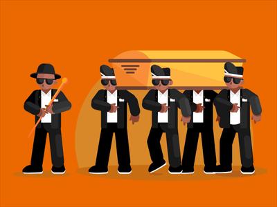 Coffin Dance Meme Animation coffin corona funeral corona dnace daily practice 2d animation animation dance coffin guys funeral guys funeral meme funeral dance coffin dance