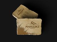 Marzuki Racing Team Business Cards