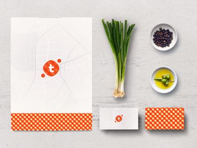 Tabler Branding tabler booking table restaurant system reservation repiano