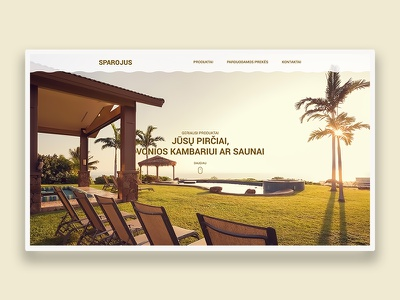 Spa Rest UI ux ui uidesign ux design repiano pool luxury holiday holidays rest spa