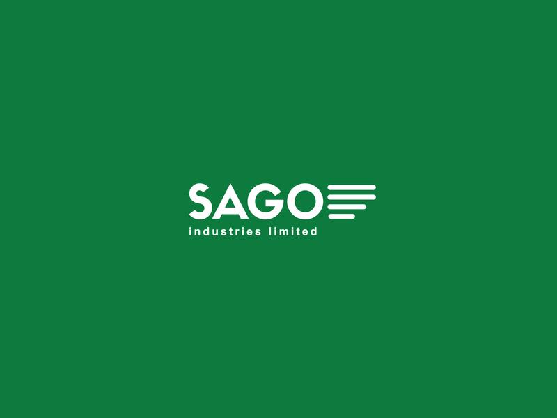 Sago Ltd. Branding logo design repiano branding flag corporate tapioca paper adhesive textile food surface sizing coating