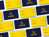 Euporija Branding Business Card