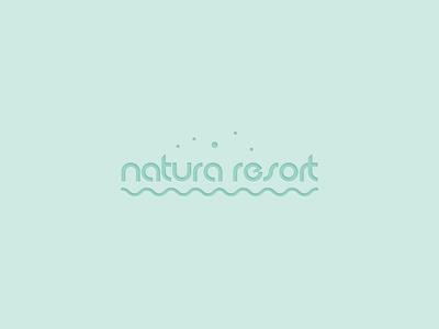 Natura Resort Branding