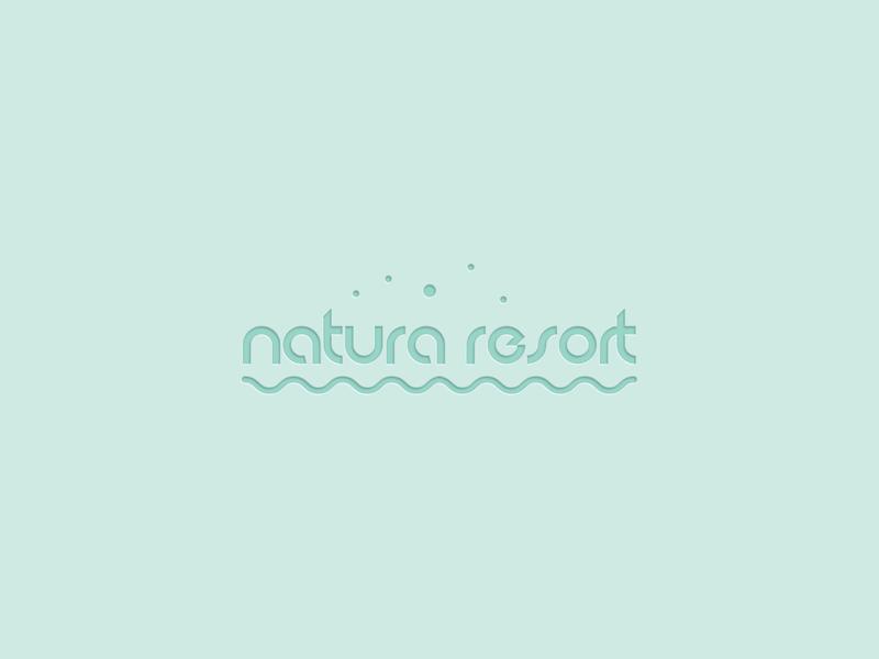 Natura Resort Branding soft soap resort spa repiano nature holiday design branding bathroom bath