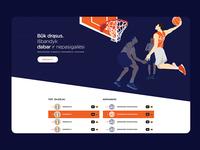 BasketPulse UI/UX