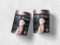 Packaging for ice-cream
