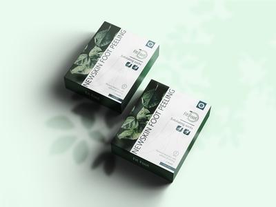 Packaging for cosmetic socks