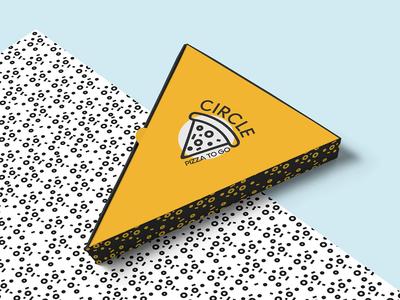 Branding for pizzeria