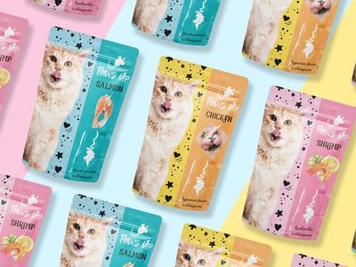 Design of cat treats