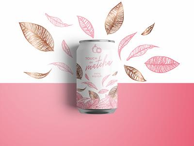 Label for tea matcha matcha tea tea package package design grapgic design branding brand matcha