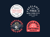 The Freelance Isnt Free Act NYC