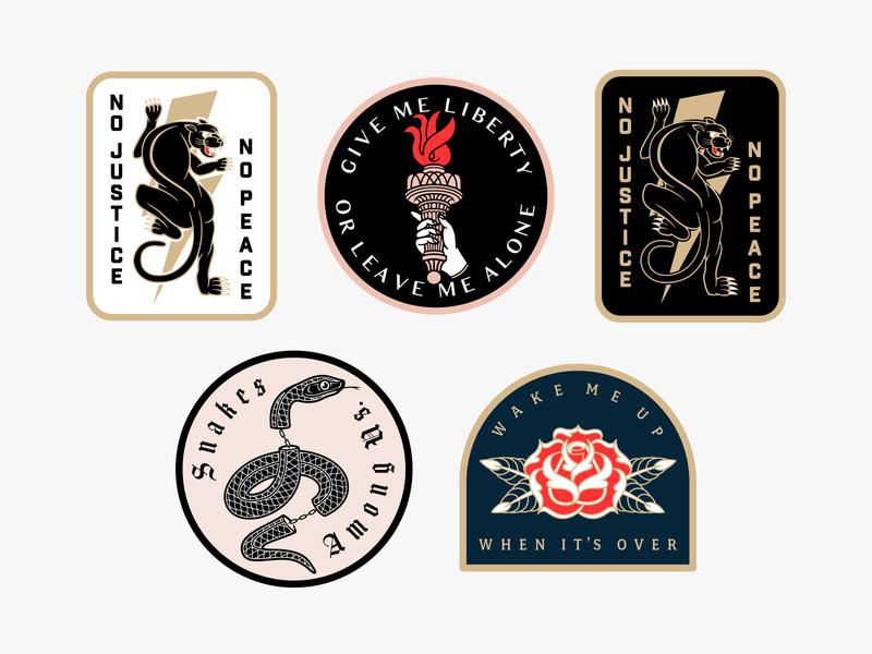 Patch designs diy typography logo brand identity logo design alone time branding procreate embroidered patches merch design vector illustrator badgedesign illustration graphic design