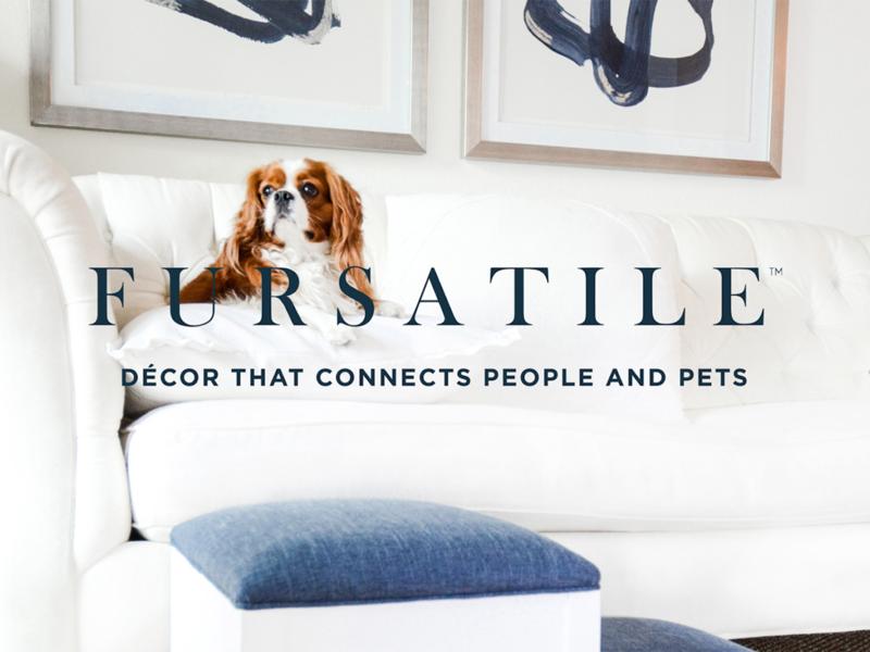 Fursatile Luxury Pet Products Branding pets luxury photography graphic design typography logo identity design design brand design logo design identity branding