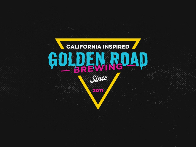 Golden Road Brewing Concept