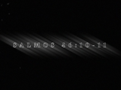 """""""Psalm 46:10-11"""" aftereffects motiongraphics motiongraphics design design"""