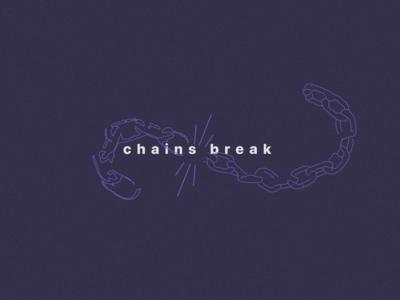 chains break