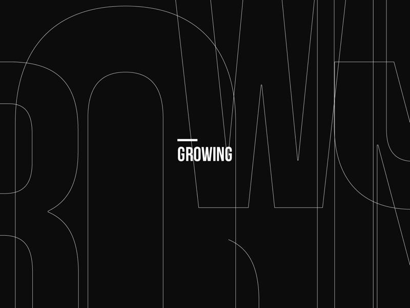 Growing design designs