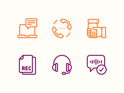 Smarttel+ Icons