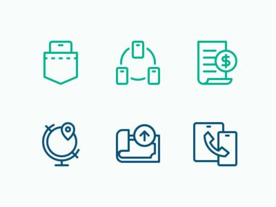 Smarttel+ Icons pt.2
