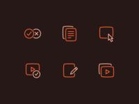 LMS icons