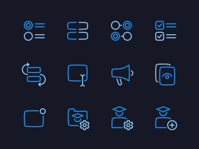 LMS icons pt.2