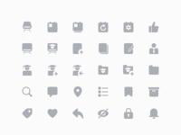 LMS icons pt.3