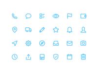 Avito iOS Icons