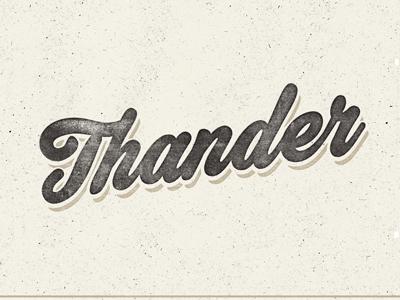 Thander