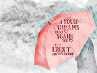 Quotes with Fairy Tales Font