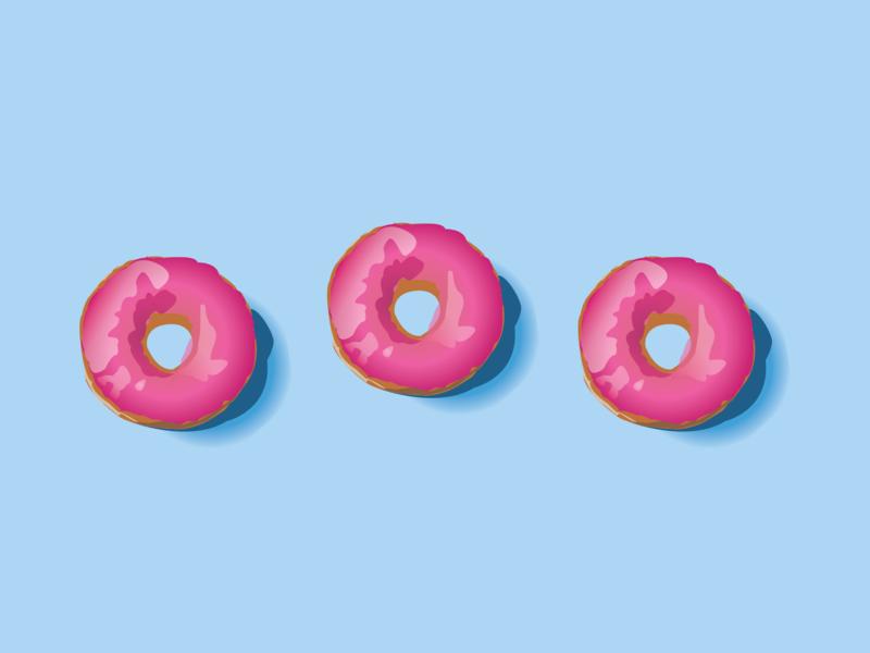 Donuts doughnuts donut design